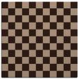 rug #220119 | square check rug