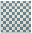 rug #220130 | square check rug