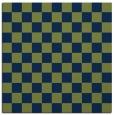 rug #220142 | square check rug