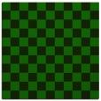 rug #220173   square green retro rug