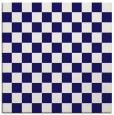 rug #220211 | square check rug