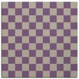 rug #220285 | square beige check rug
