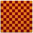 rug #220295 | square check rug
