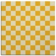 rug #220393 | square yellow check rug