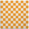 rug #220453 | square light-orange retro rug