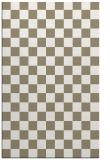rug #220809 |  beige check rug