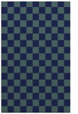 rug #220841 |  blue check rug