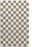 rug #220949 |  white check rug