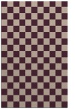 rug #220965 |  pink check rug