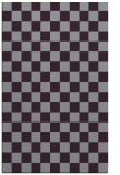 rug #221045 |  purple check rug