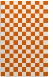 rug #221077 |  red-orange graphic rug