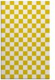 rug #221085 |  white check rug