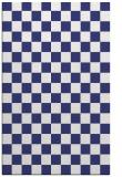 rug #221089 |  white check rug
