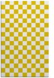rug #221109 |  white check rug