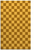 rug #221113 |  light-orange retro rug