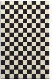 rug #221117 |  black retro rug