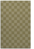 rug #221133 |  light-green check rug