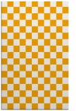 rug #221145 |  light-orange graphic rug