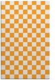 rug #221157 |  light-orange check rug