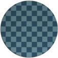 rug #221187 | round check rug