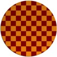 rug #221352 | round graphic rug