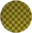 rug #221481 | round light-green graphic rug