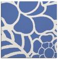 rug #221905 | square blue natural rug