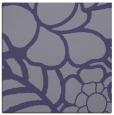 rug #221953   square blue-violet graphic rug