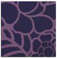 rug #221961 | square blue-violet rug