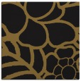 rug #221981 | square mid-brown natural rug