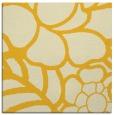 rug #222153 | square yellow natural rug