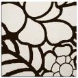 rug #222161 | square brown natural rug