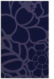 rug #222653    blue-violet graphic rug