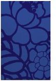 rug #222673 |  blue-violet natural rug