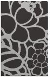 rug #222769 |  orange graphic rug