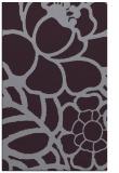 rug #222805 |  purple popular rug