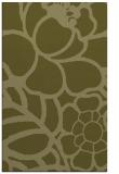 rug #222901    light-green graphic rug