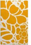 rug #222905 |  light-orange graphic rug