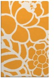 rug #222917 |  light-orange graphic rug