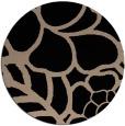 rug #222933 | round beige graphic rug