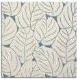 rug #225409   square blue-green rug