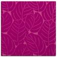 rug #225593 | square pink rug