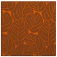 rug #225649   square red-orange natural rug