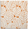 collected leaves rug - product 225653