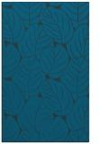 rug #226169 |  blue-green natural rug