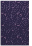 rug #226185 |  purple popular rug