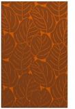 rug #226353 |  red-orange natural rug