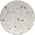 rug #226441 | round beige natural rug