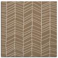 rug #229057 | square beige stripes rug