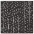 rug #229105   square red-orange natural rug